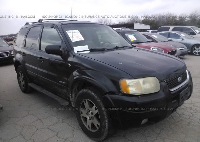 Inventory #854169859 2002 FORD ESCAPE
