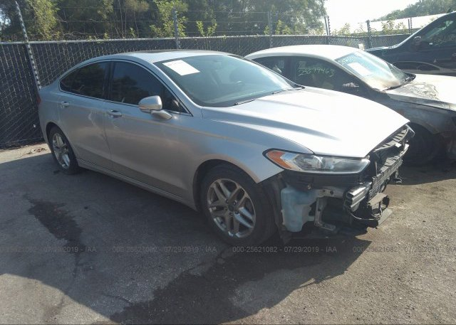 Inventory #681713080 2013 FORD FUSION