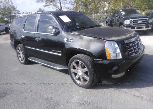 Inventory #547290352 2007 Cadillac ESCALADE