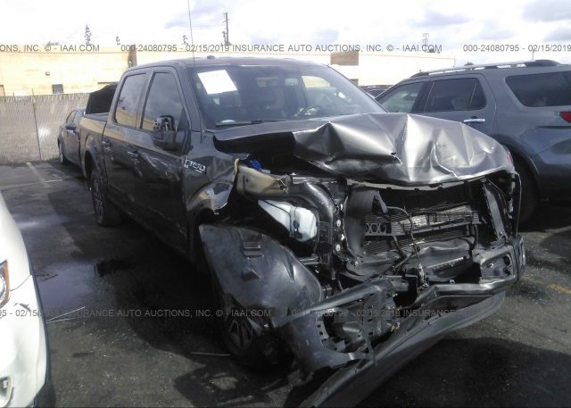 Inventory #534196914 2015 FORD F150
