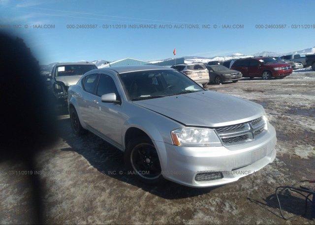 Inventory #372283904 2011 Dodge AVENGER