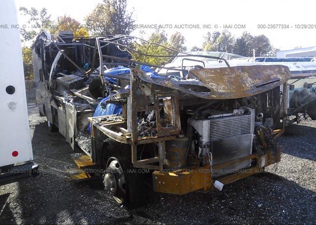 Inventory #796535400 2008 FREIGHTLINER CHASSIS