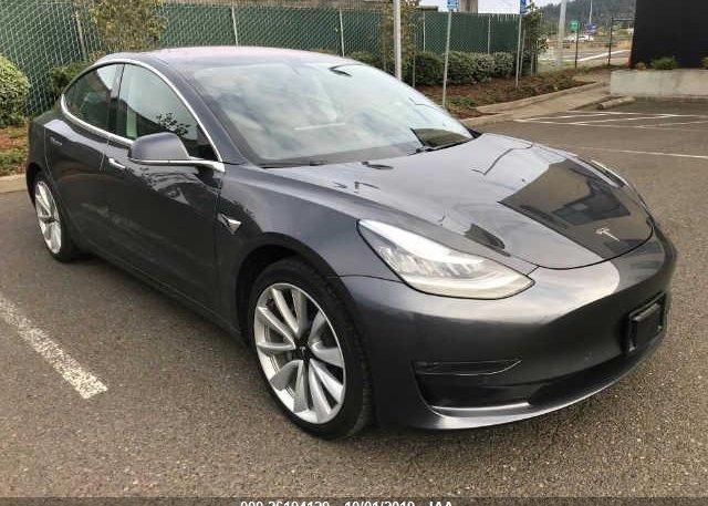 Inventory #230240245 2018 Tesla MODEL 3