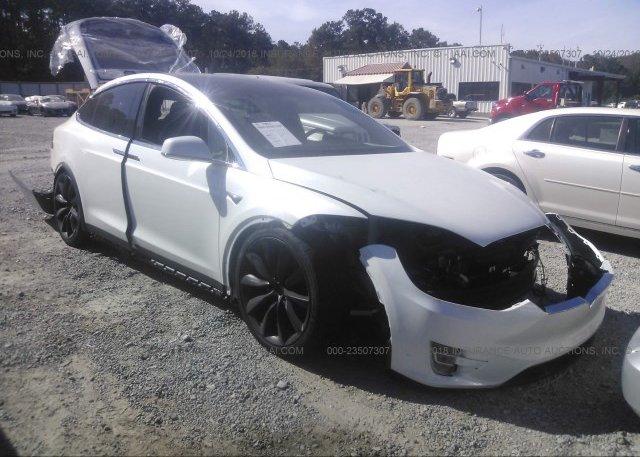 Inventory #350893343 2016 Tesla MODEL X
