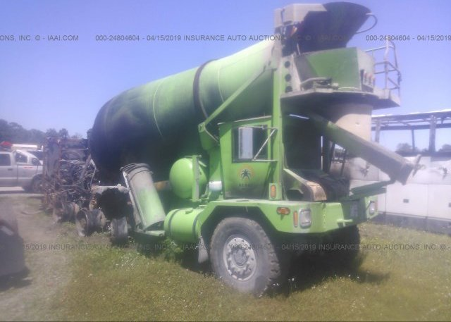 Bidding Ended On 5dg8ad4txe0012836 Salvage Terex Terex Advance