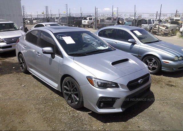 Inventory #567627052 2018 Subaru WRX