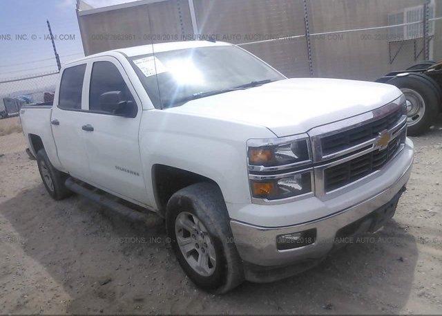 Inventory #140236650 2014 Chevrolet SILVERADO