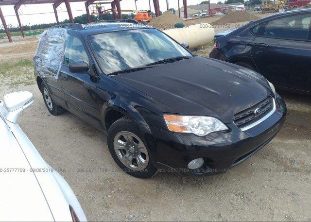 Inventory #681048722 2007 Subaru LEGACY