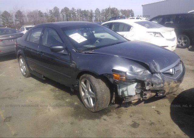 Inventory #489849320 2006 Acura 3.2TL