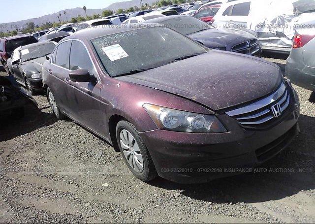 Inventory #635330628 2012 Honda ACCORD