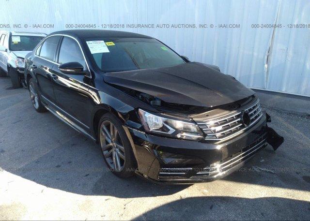Inventory #942579933 2016 Volkswagen PASSAT