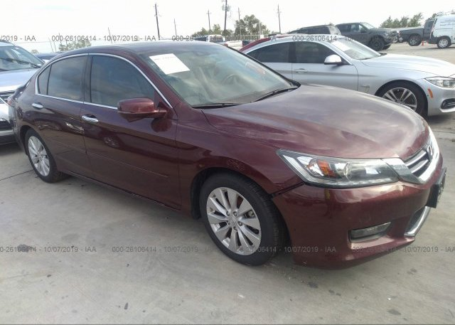 Inventory #877890329 2015 Honda ACCORD