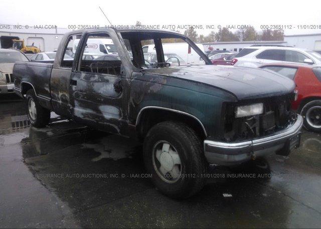 Inventory #373466204 1997 Chevrolet GMT-400
