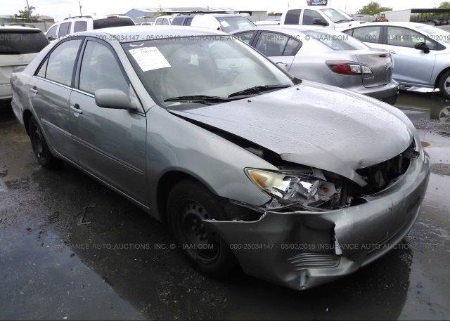 Inventory #595837978 2006 Toyota CAMRY