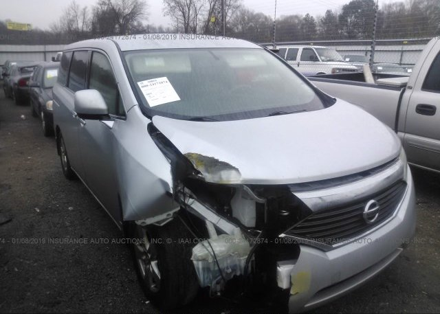Inventory #854430336 2013 Nissan QUEST