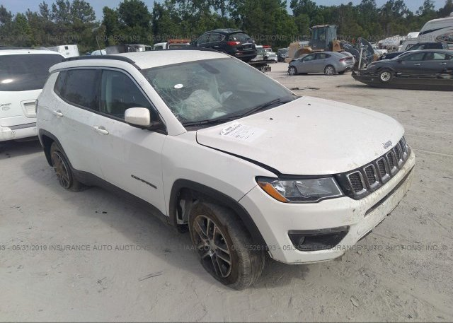 Inventory #733580406 2018 JEEP COMPASS