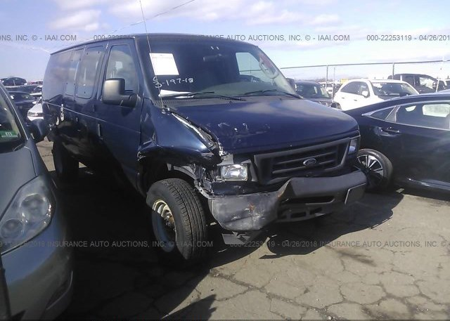 Inventory #504124678 2004 FORD ECONOLINE