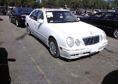 2000 Mercedes-benz E