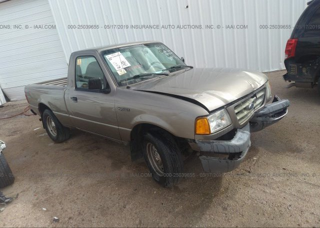 Inventory #325422361 2003 FORD RANGER