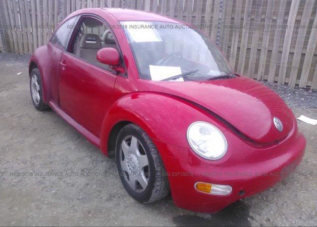 Inventory #659831805 1998 Volkswagen NEW BEETLE
