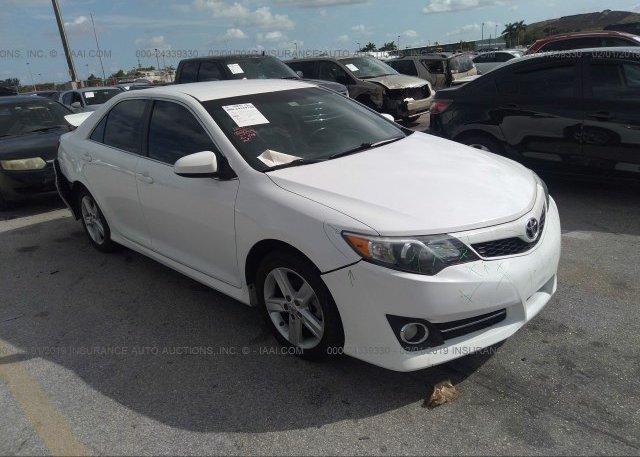 Inventory #553161522 2014 Toyota CAMRY