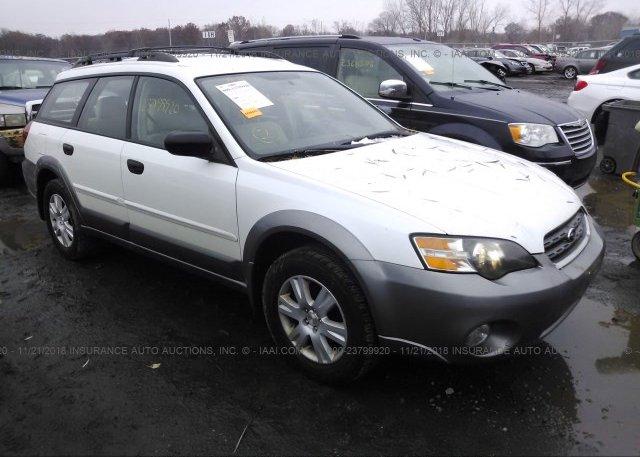 Inventory #228908725 2005 Subaru LEGACY