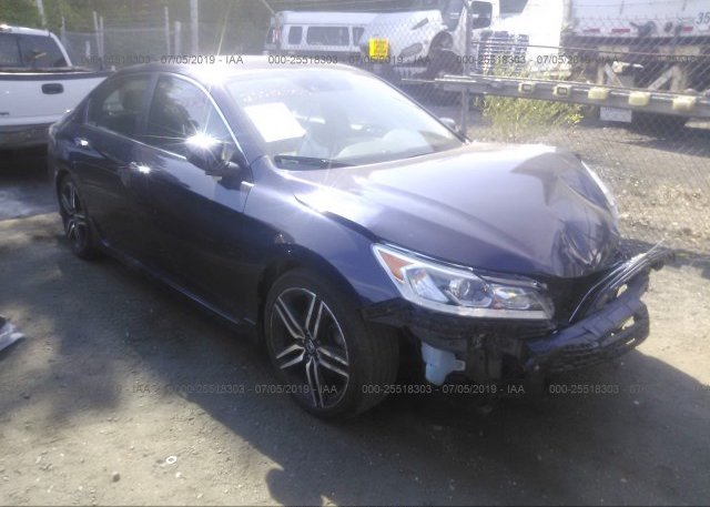 Inventory #846456800 2016 Honda ACCORD