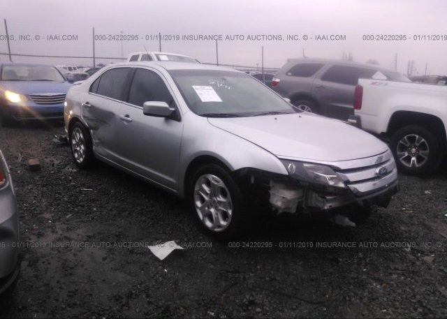 Inventory #119541587 2011 FORD FUSION
