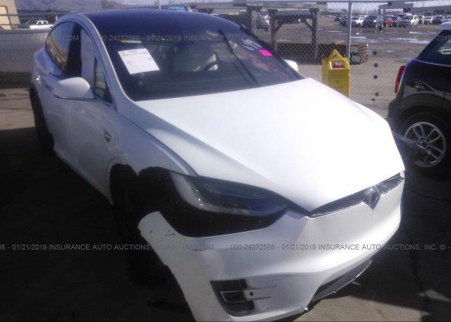 Inventory #117569694 2018 Tesla MODEL X