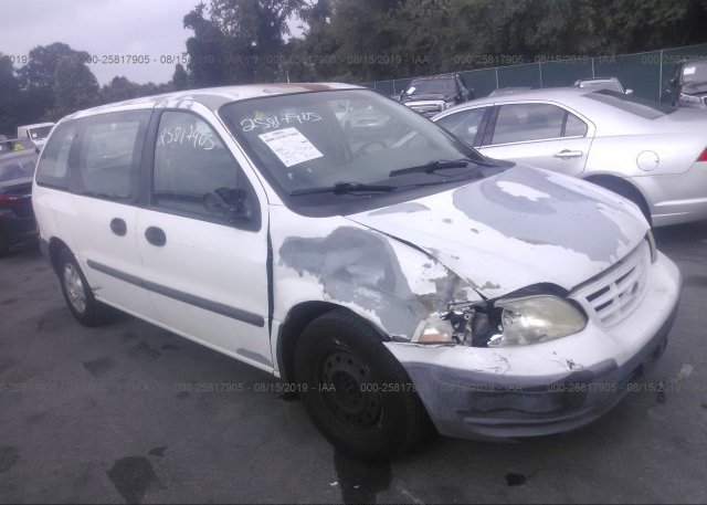 Inventory #279800630 2000 FORD WINDSTAR