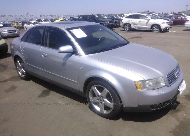 Inventory #397080762 2003 AUDI A4