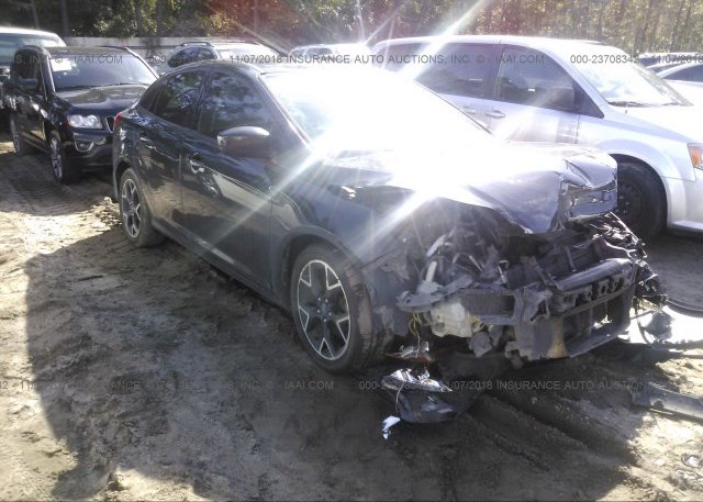 Inventory #922096085 2012 FORD FOCUS