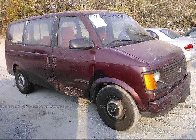 Inventory #403863508 1993 Chevrolet ASTRO