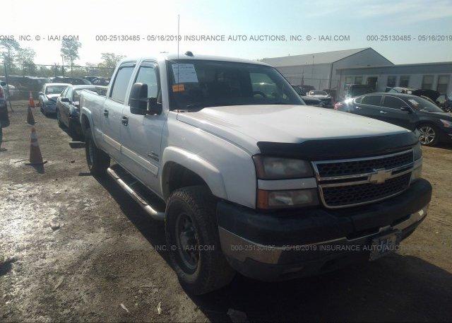Inventory #412100964 2005 Chevrolet SILVERADO