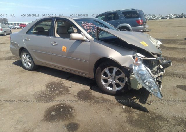 Inventory #533240217 2006 Toyota CAMRY