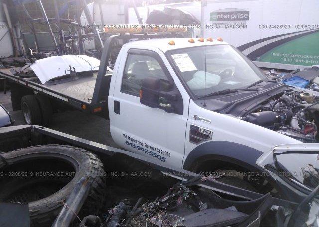 Inventory #285924895 2008 FORD F550