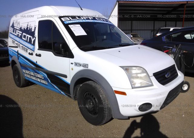 Inventory #719852555 2012 FORD TRANSIT CONNECT