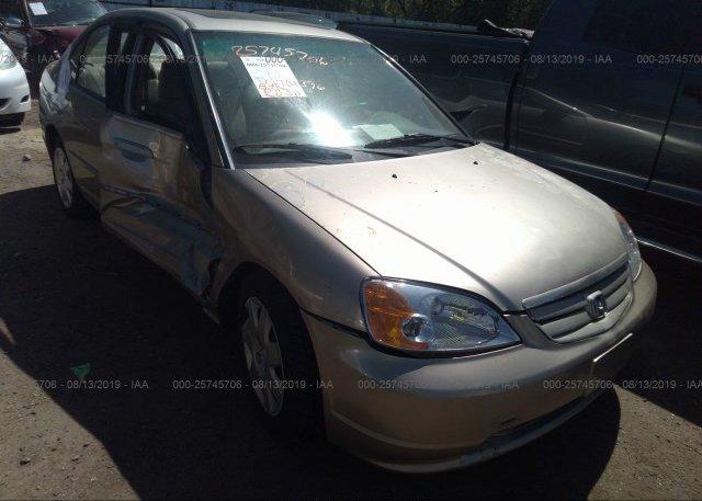 Inventory #281665862 2002 Honda CIVIC