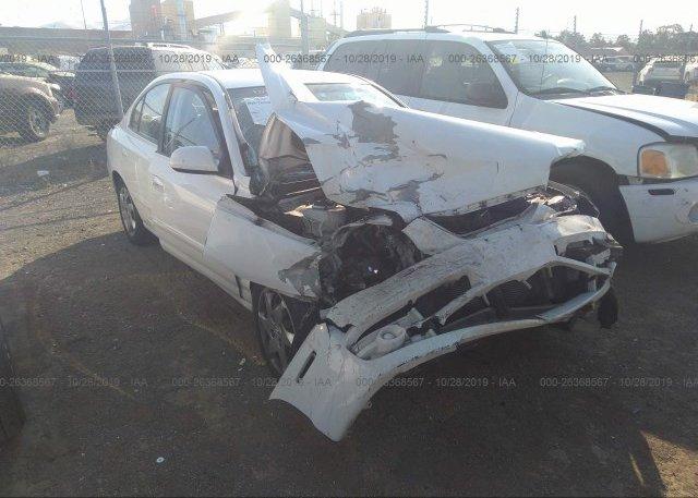 Inventory #408267145 2005 Hyundai ELANTRA