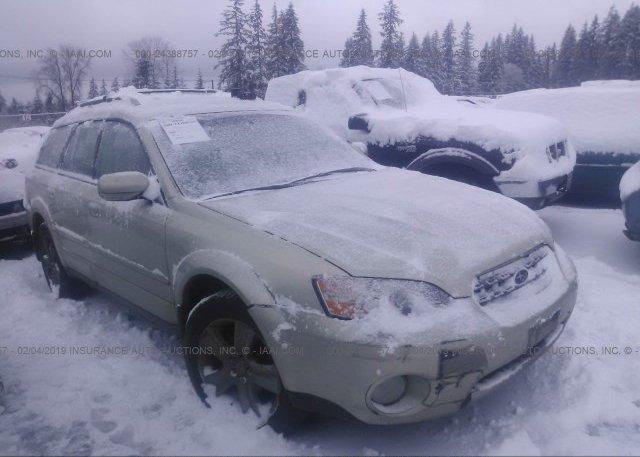 Inventory #438506180 2005 Subaru LEGACY