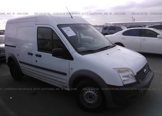 Inventory #107353086 2013 FORD TRANSIT CONNECT