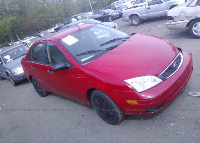 Inventory #572048239 2006 FORD FOCUS
