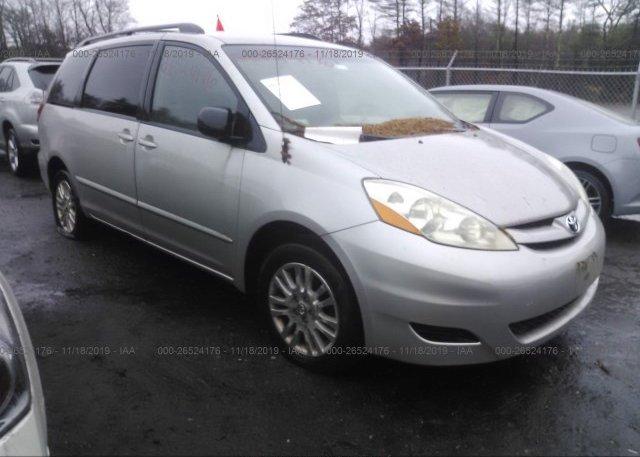 Inventory #741602042 2007 Toyota SIENNA