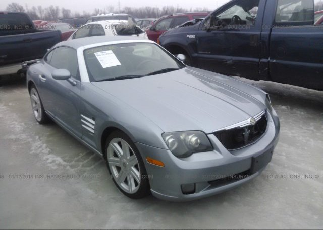 Inventory #627154070 2004 Chrysler CROSSFIRE