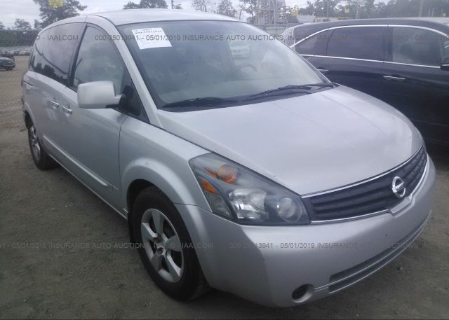 Inventory #380747003 2008 Nissan QUEST