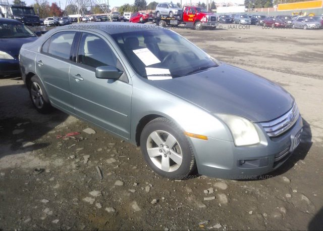 Inventory #391911107 2006 FORD FUSION