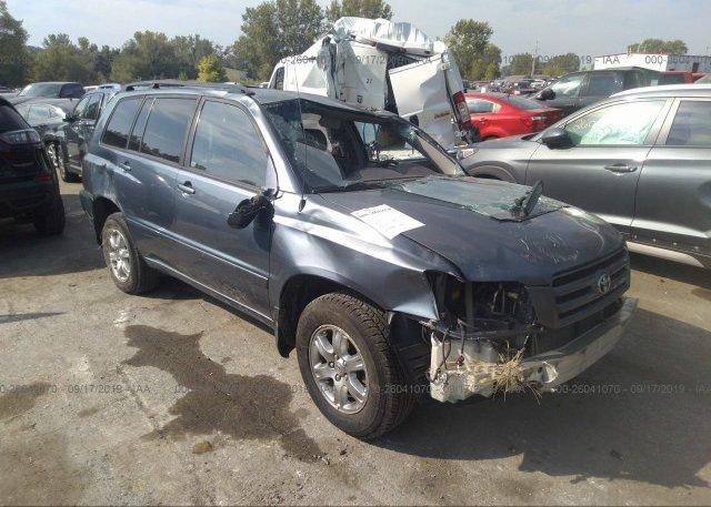 Inventory #579623817 2006 Toyota HIGHLANDER