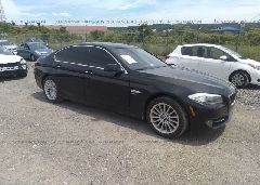 2011 BMW 535