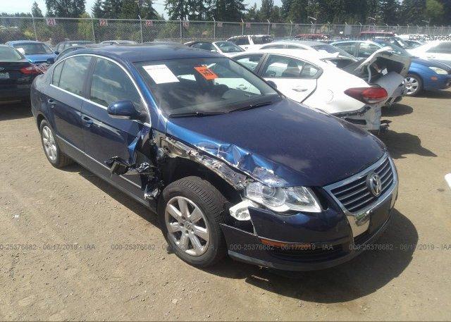 Inventory #158628569 2007 Volkswagen PASSAT