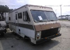 1974 MP MOTORHOME - R49CA35154070 Left View